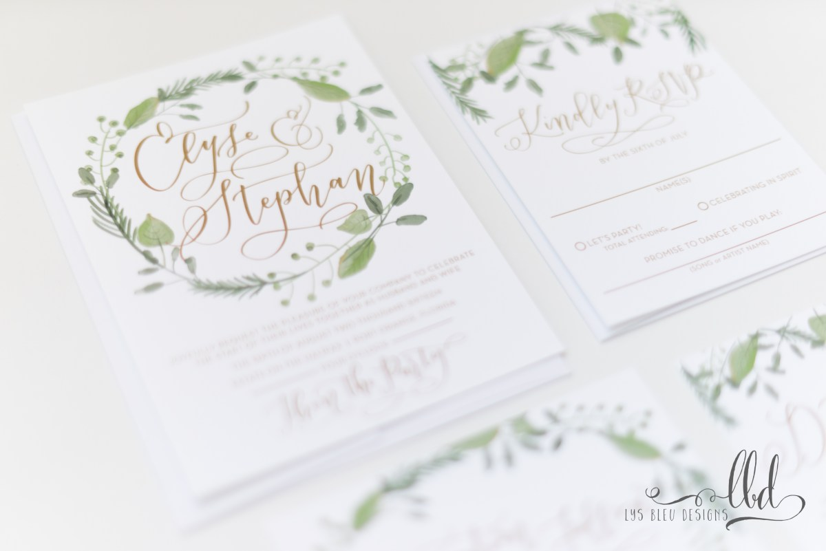 product photography - wedding invitations - product photographer - product photos