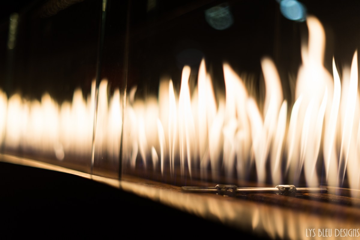 fire - photo of fire - flames - shallow depth of field - bokeh - fine art photography