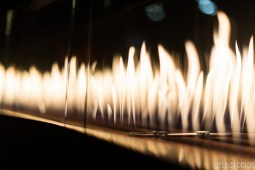 fire - photo of fire - flames - shallow depth of field - bokeh - fine art photography