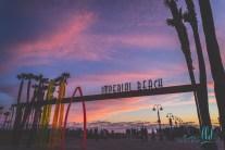 imperial beach, imperial beach neon sign, imperial beach pier, san diego, san diego neon signs, san diego neighborhoods, san diego photos, sunset photo, urban photography
