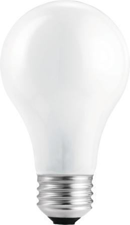 Philips Lamps 72A19/EV 120V 2PK