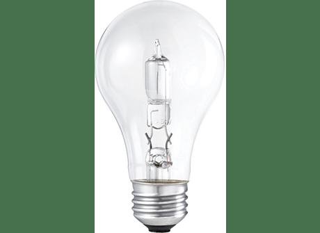 Philips Lamps 72A19/EV/CL 120V 2PK