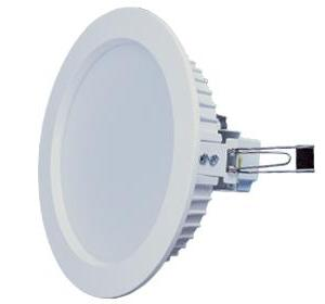 "8"" Low Profile High Lumens LED Downlight 22W Warm White"