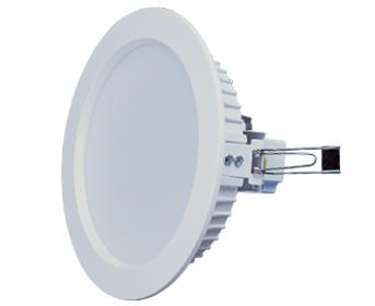 "8"" Low Profile High Lumens LED Downlight 22W Cool White"