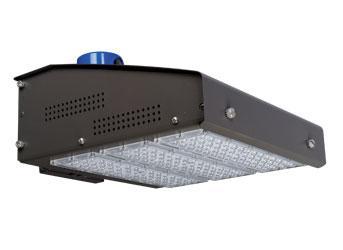 LED Parking Lot Fixture 240W w/ Photocontrol