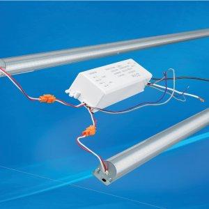 2 LED Magnetic Striplight Retrofit Kit Bright White  4' | 40W