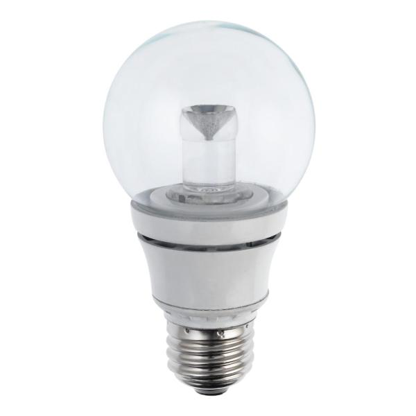 7W Clear Decorative LED Bulb, PACK of 6