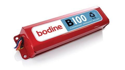 Bodine Philips B100 Emergency Ballast