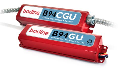 Bodine Philips B94GU Emergency Ballast