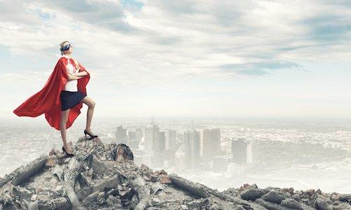 7 Steps to Wake Up Your Inner Superhero