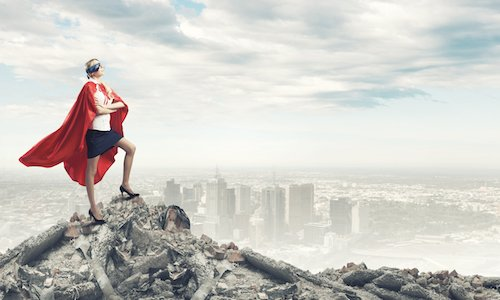 7 Steps to Wake Up Your Inner Superhero