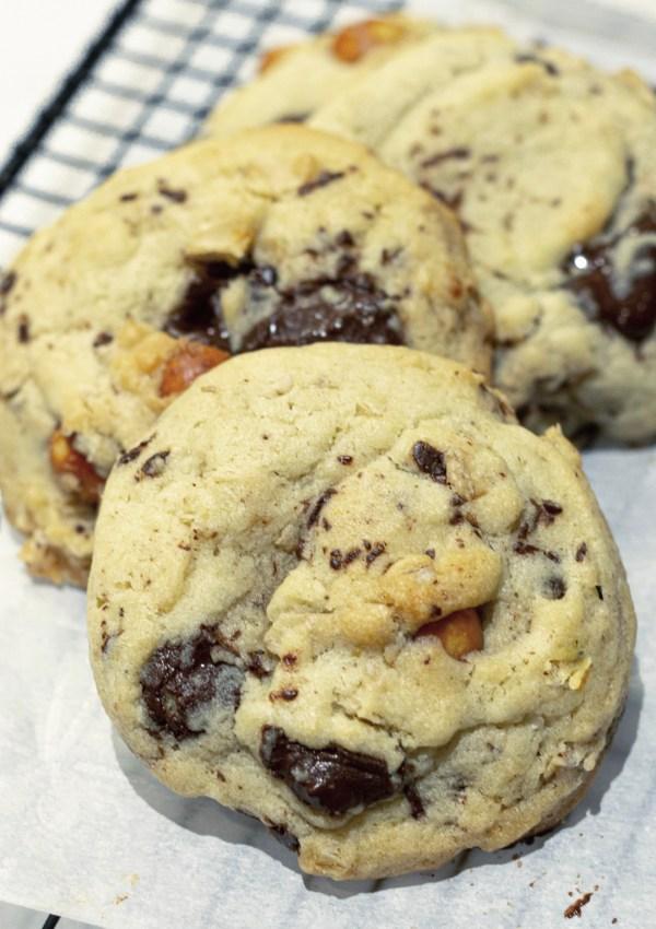 Oat Chocolate Crunch Cookie: A Recipe