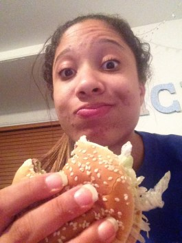 Wow I love Big Macs