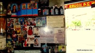 Picture in Corner Store