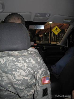 Solider Taxi