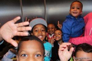 The Elevator Ride