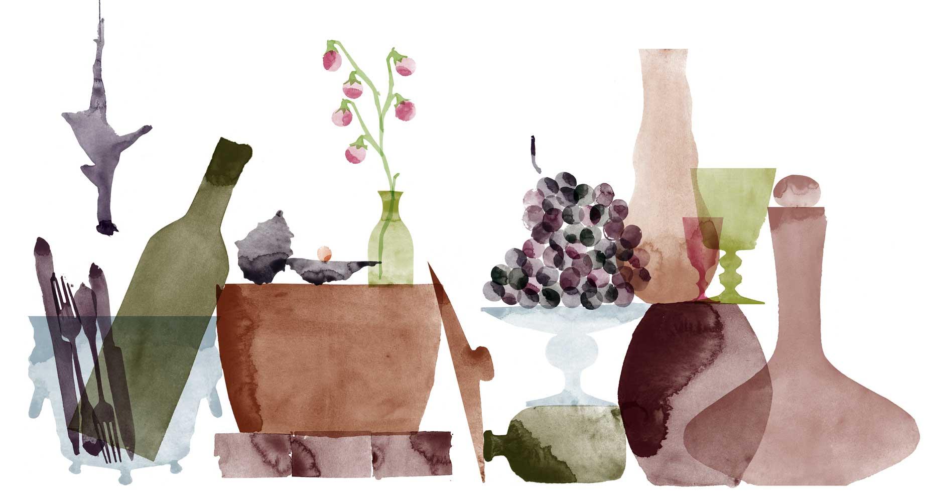 kokboken Allt om mat och vin