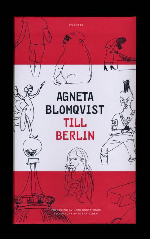 Till Berlin av Agneta Blomqvist