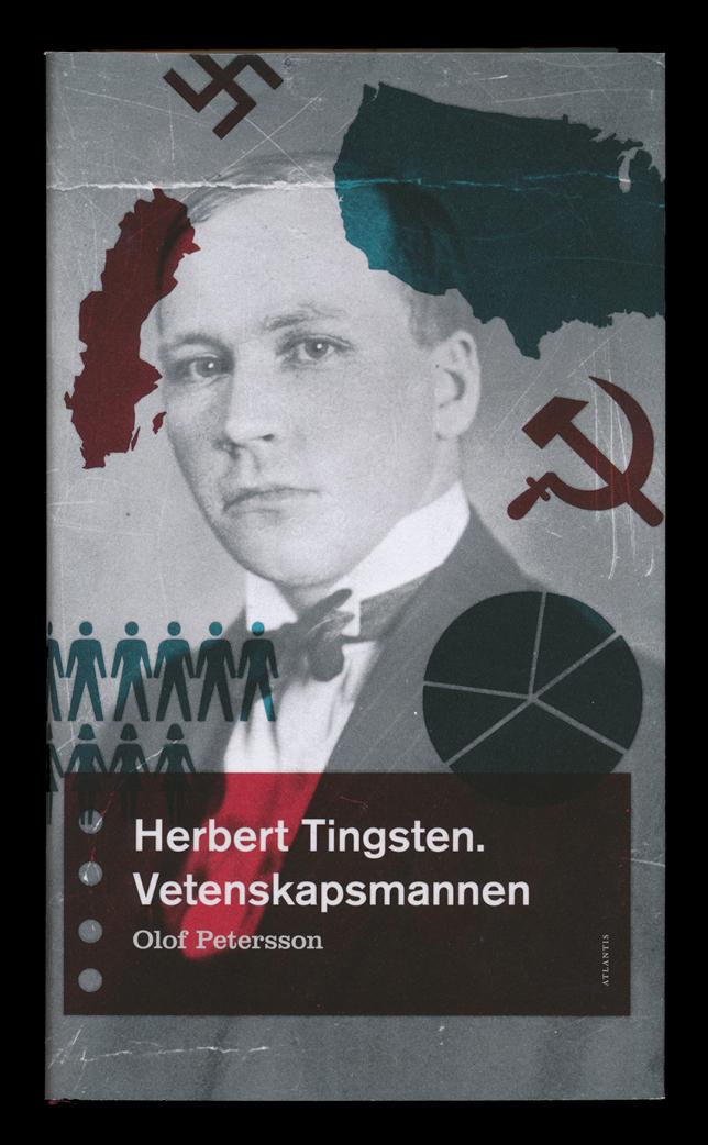 Herbert Tingsten – vetenskapsmannen av Olof Petersson
