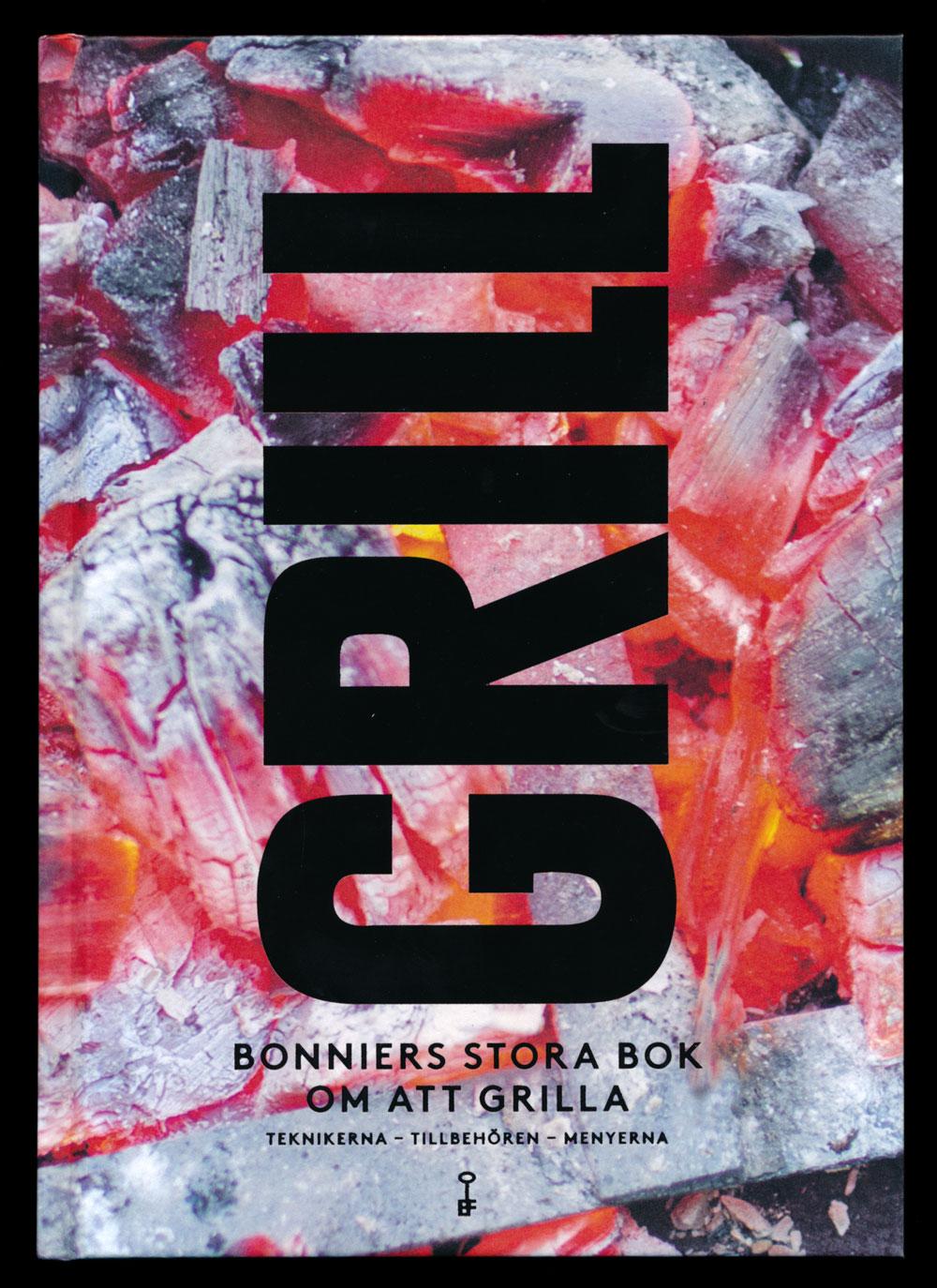 bonniers stora bok om att grilla
