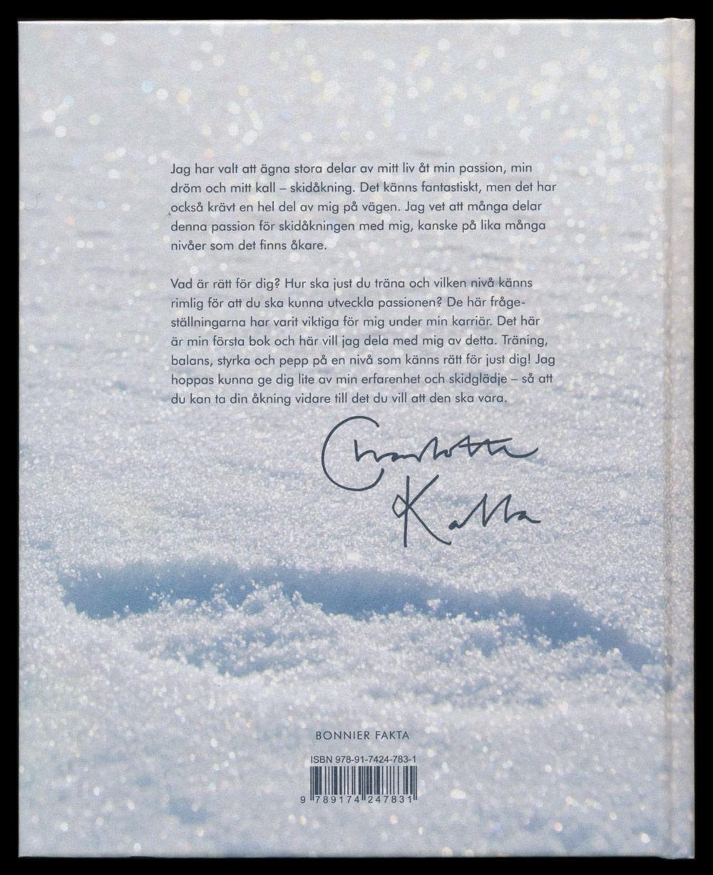 Charlotte Kallas nya bok Styrka, teknik och pannben