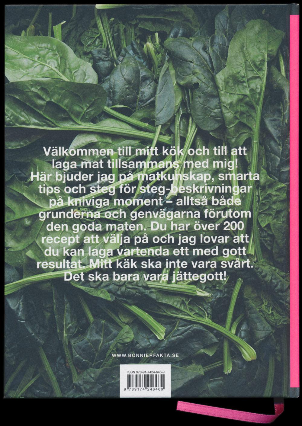 Tina Nordströms kokbok Tinas kök