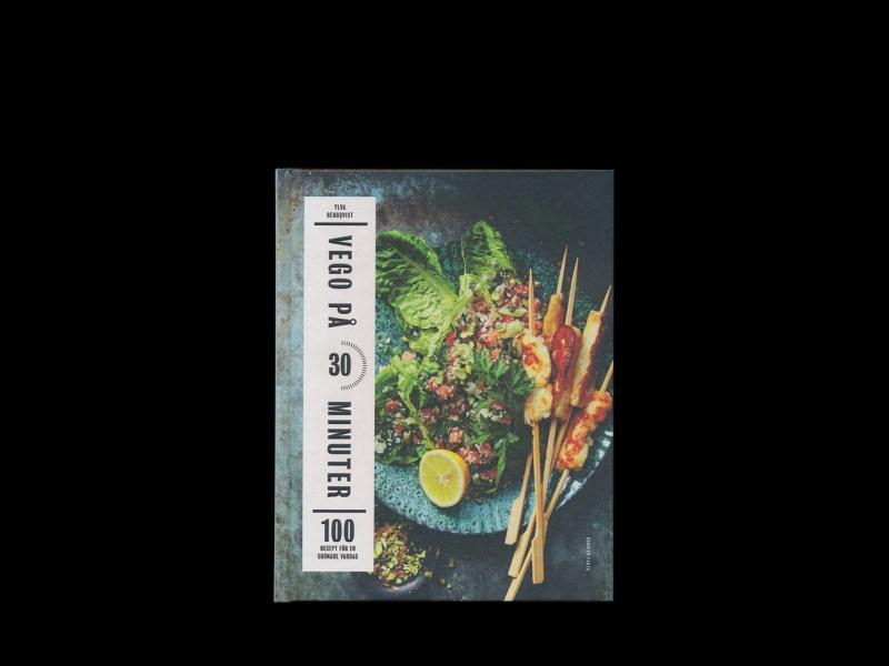 Vego på 30 minuter är en kokbok av Ylva Berqvist