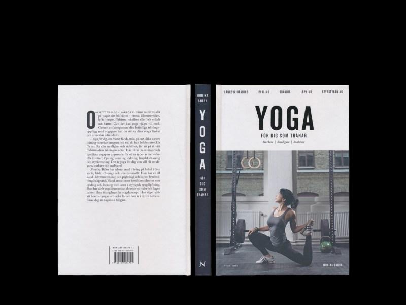 Monika Björn Yoga för dig som tränar