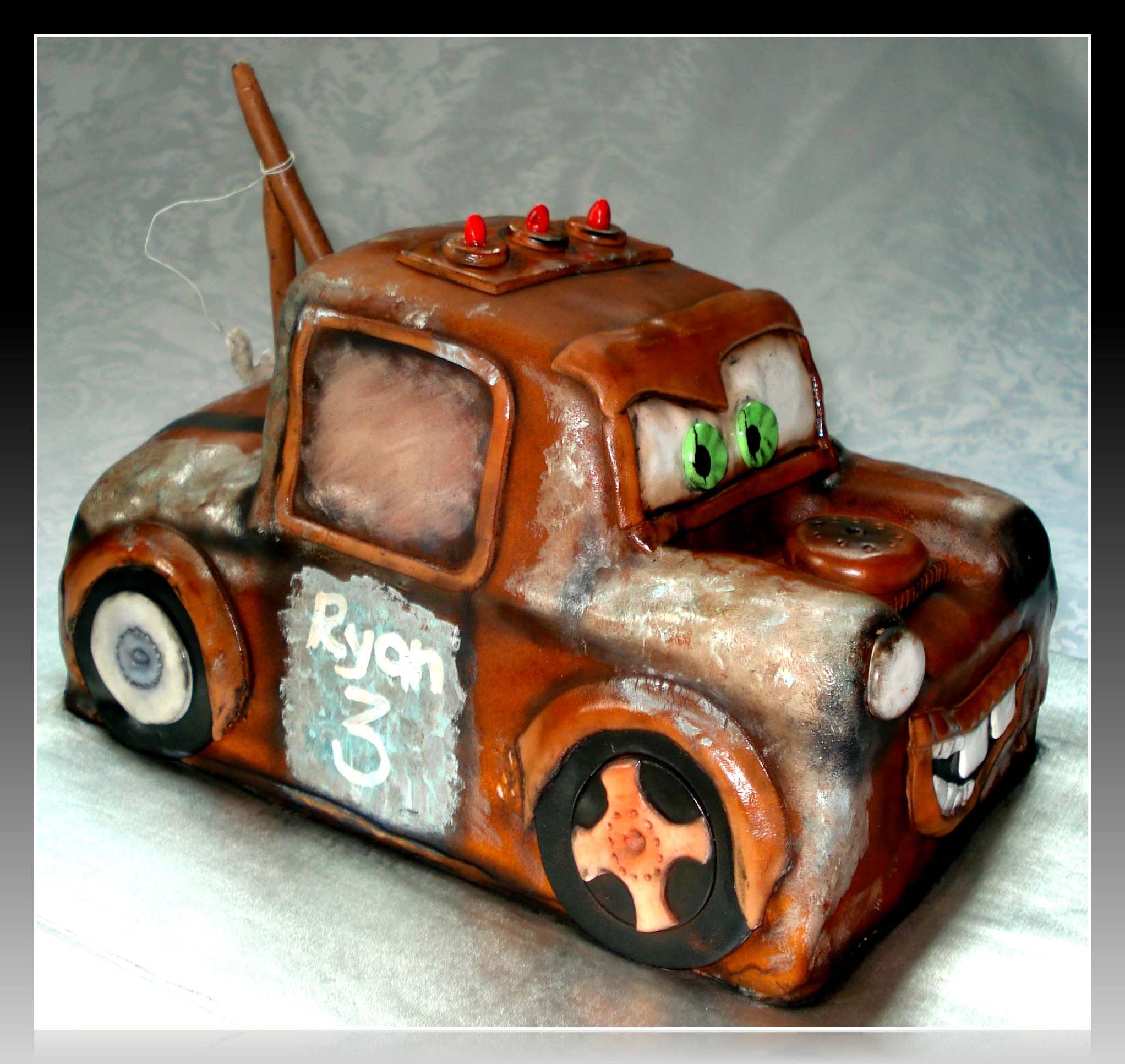 Tow Mater Cake Vancouvercakes
