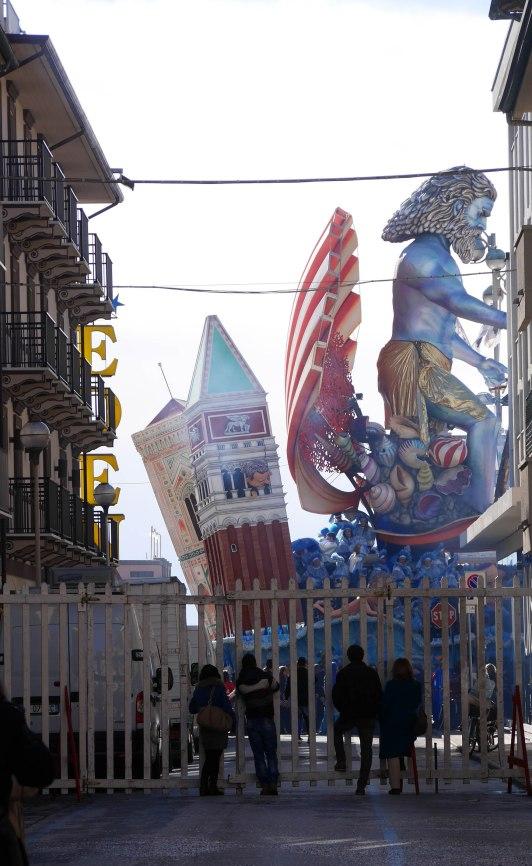 Carnevele di Viareggio
