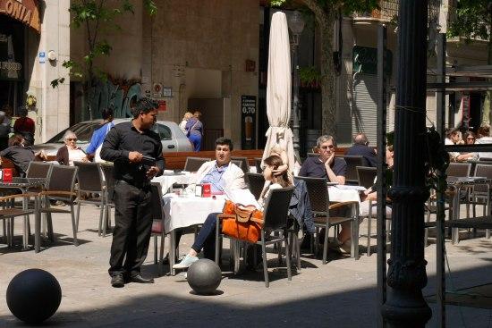 Around Sagrada Familia