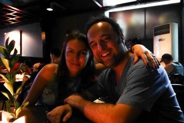 Monika and Daniel