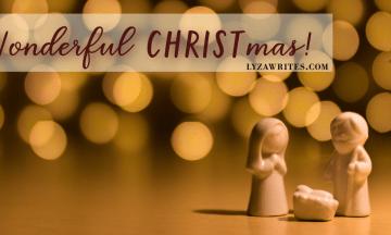 Wonderful CHRISTmas!