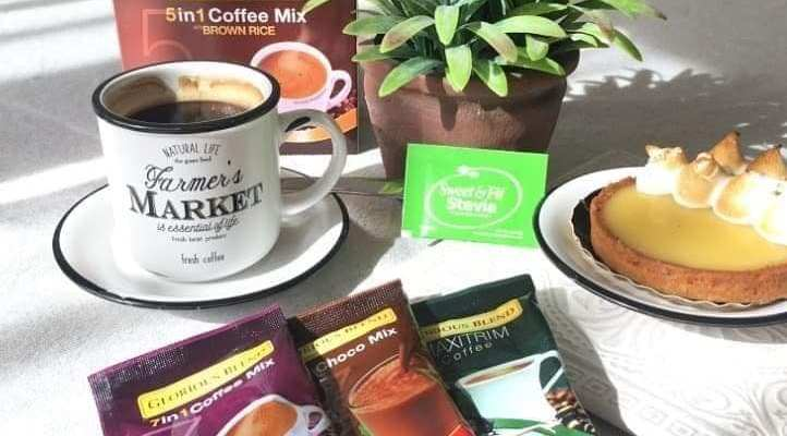 Coffee that's Really Good For You: Glorious, isn't it?