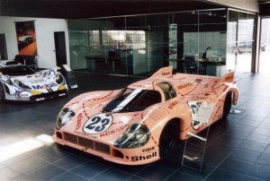 """Porsche917PinkPig"". Licensed under CC BY-SA 3.0 via Wikimedia Commons - http://commons.wikimedia.org/wiki/File:Porsche917PinkPig.jpg#mediaviewer/File:Porsche917PinkPig.jpg"