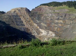 The Homestake Mine was, perhaps, one of the all-time greatest strikes in history.