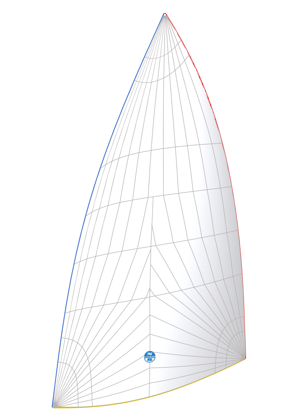 medium resolution of racing asymmetric spinnakers