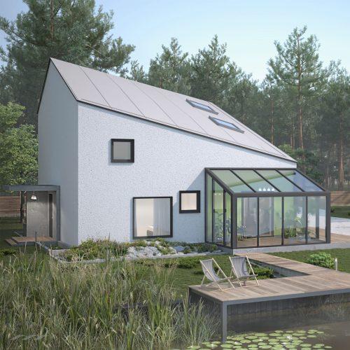 типовой проект энергоэффективного дома