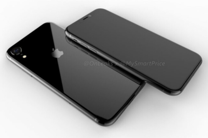 Apple iPhone 9 (2018) 6.1-inch first leaked images - PhoneArena