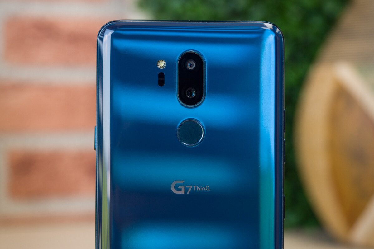 LG G7 ThinQ confirmed to receive Android 9 Pie update in Q1 2019 - PhoneArena