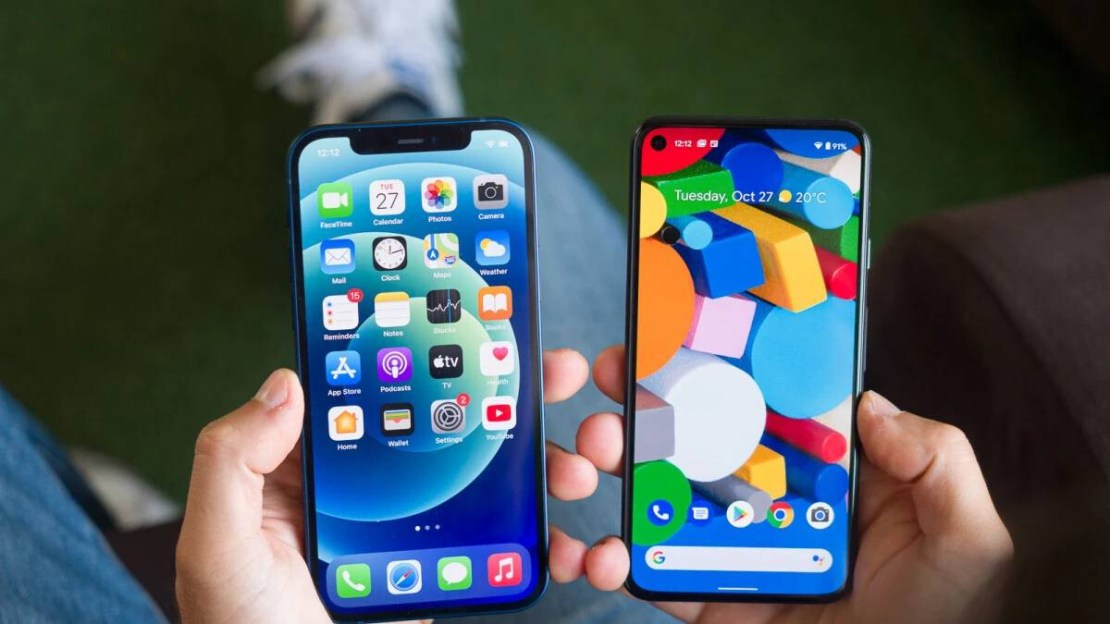 An idle Pixel handset shares 1MB of personal data every 12 hours with  Google, iPhone no better: study - PhoneArena