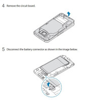 Galaxy S6 has a removable back and replaceable battery, as