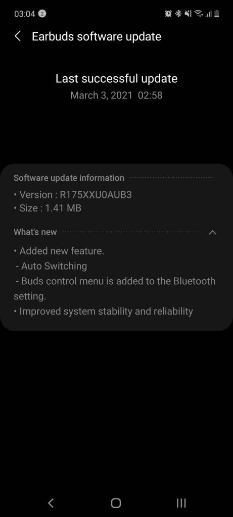 Samsung updates Galaxy Buds+ with a new feature, improvements