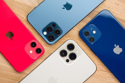 Apple's iPhone accounted for 42% of global smartphone revenue in Q1 2021