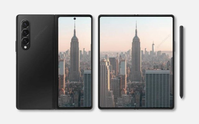 Galaxy Z Fold 3 under-panel camera as good as typical ones, but there's still a glaring problem: tip - PhoneArena
