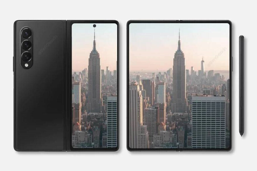 Samsung Galaxy Z Fold 3 and Z Flip 3 have already entered production: tip