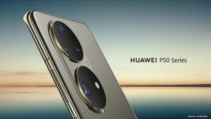 Render of Huawei's next premium handset, the P50 Pro - Court rules that FCC can block subsidized purchase of Huawei's 5G networking gear in the U.S.