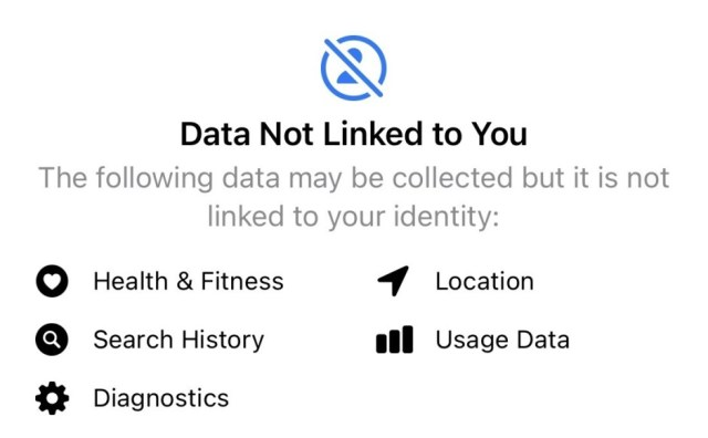 Apple Maps doesn't collect user data... - Apple Maps doesn't collect data that can identify you on the iPhone like Google Maps does