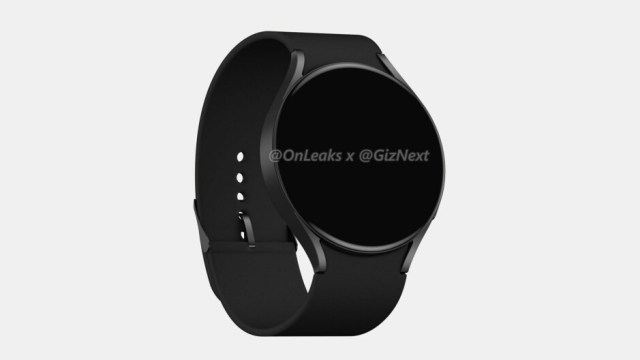 Huge Samsung Galaxy Watch Active 4 leak reveals sleek design and colors