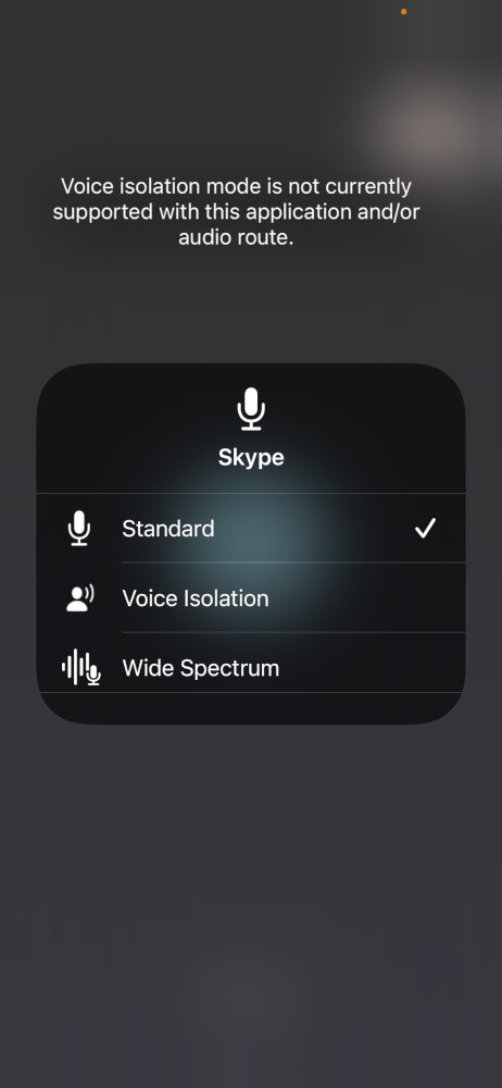Voice Isolation in iOS 15 is a game-changer. Here's how to use it